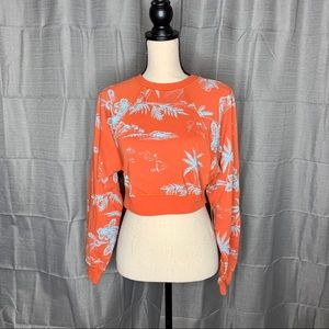 NWT Free People Poppy Pullover size XS